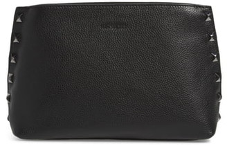 Ted Baker Jemira Bow Leather Clutch