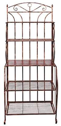 Old Dutch 610BC Saddlebrook Bakers Rack