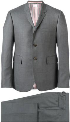Thom Browne Super 120s Suit With Tie
