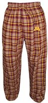 College concepts minnesota golden gophers flannel pants - men