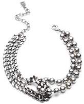Dannijo Women's Ezri Collar Necklace