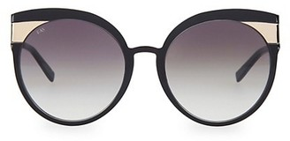 For Art's Sake Little Chaos 57MM Cat Eye Sunglasses