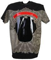 Givenchy Printed Black Cotton T-shirt