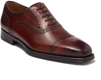 Magnanni Cieza Leather Cap Toe Oxford