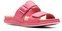 Clarks Cloudsteppers Women's Step June Sun Flat Sandals Women's Shoes