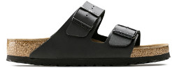 Birkenstock Black Soft Arizona Narrow Fit - 40 - Black