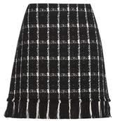 Tory Burch Marisol cotton-blend skirt