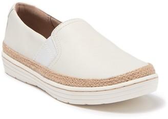 Clarks Marie Sail Platform Slip-On Sneaker