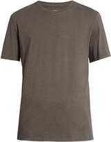 Maison Margiela Crew-neck cotton-jersey T-shirt