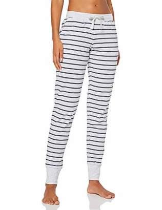 Schiesser Women's Mix & Relax Jerseyhose Lang Pyjama Bottoms,12 (Size: )