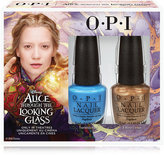OPI Alice Through the Looking Glass Nail Lacquer Duo