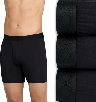 Jockey Men's 3-pack Active Ultra-Soft Boxer Briefs