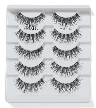 Ardell 503 5 Pack Black Wispies Lashes