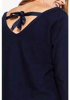 Esprit Fine Knit V-Neck Jumper