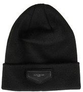 Givenchy Women's Black Acrylic Hat.