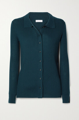 SABLYN Reign Ribbed Cashmere Cardigan