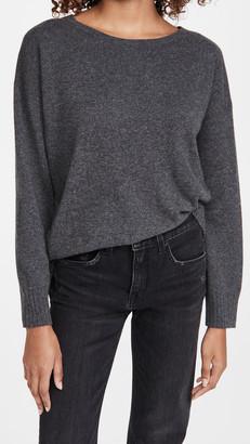 Nili Lotan Boyfriend Cashmere Sweater
