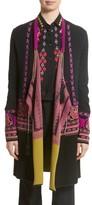 Etro Women's Tassel Wool Blend Cardigan
