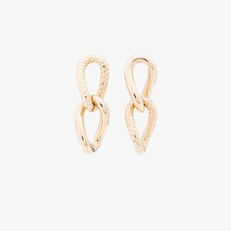 By Alona Gold-plated Taylor Earrings