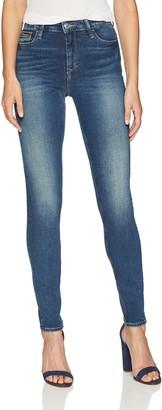 Tommy Hilfiger Tommy Jeans Women's Skinny Santana High Waist Jeans
