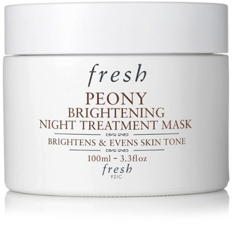 Fresh Peony Brightening Night Treatment Mask