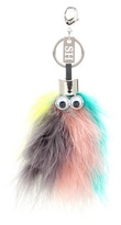Sophie Hulme Willow feather keyring