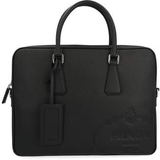 Prada Top Handle Briefcase