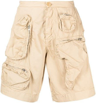 Walter Van Beirendonck Pre-Owned Gun shorts
