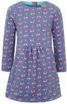 Frugi ZGREEN LULU JUMPER DRESS Jersey dress geo fox