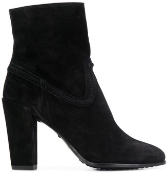 Tod's Sock Ankle Boots