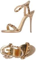 Ermanno Scervino Sandals - Item 11278641
