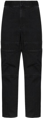Ambush high-rise denim jeans