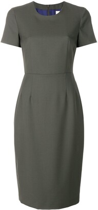 Paul Smith tailored midi dress