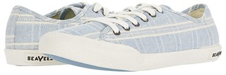 SeaVees Monterey Sneaker Chambray (Blue) Women's Shoes