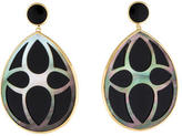 Ippolita Rock Candy Carved Layers Teardrop Earrings w/ Tags