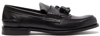 Church's Oreham Tassel Leather Loafers - Mens - Black