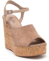 Charles David Dory Wedge Heel Sandal