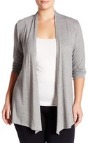 Electric Yoga Open Cardigan (Plus Size)