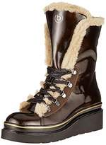 Women's 431770335759 Ankle Boots, (Dark BrownTaupe 6114)