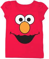 Freeze Sesame Street Elmo Face Tee - Toddler