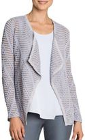 Nic+Zoe Knitted Cotton-Blend Cardigan