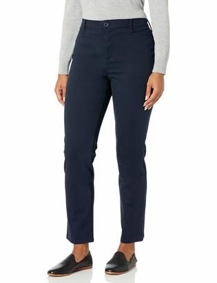 Gloria Vanderbilt Women's Petite Amanda Polished Trouser Pant
