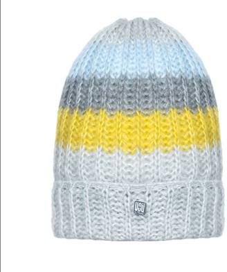 Soft Striped Hat Yellow