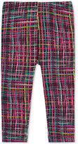First Impressions Plaid Leggings, Baby Girls (0-24 months), Only at Macy's