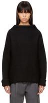 YMC Black Wool Sweater