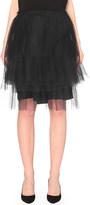 Simone Rocha Layered tulle mini skirt