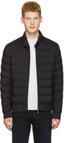 Moncler Black Down Ignace Jacket