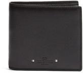 Valentino Zip-around micro-Rockstud leather wallet