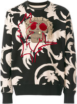 Vivienne Westwood embroidered sweater