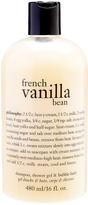 philosophy Vanilla Bean 16-Oz. 3-in-1 Shampoo Shower Gel & Bubble Bath